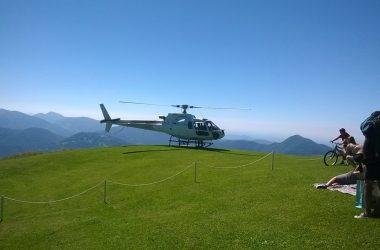 Turismo monte Poieto Aviatico