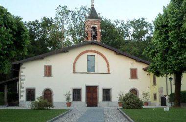 Valbrembo- Bergamo - Santuario della Madonna della Castagna