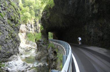 Valle Brembana Orrido della Val Taleggio