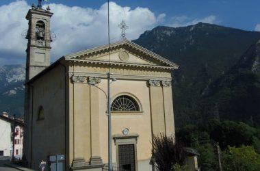 Valnegra Chiesa Parrocchiale San Michele Arcangelo
