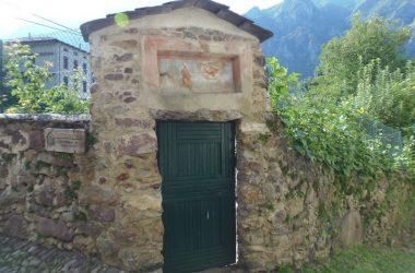 Valnegra Ingresso ex convento frati