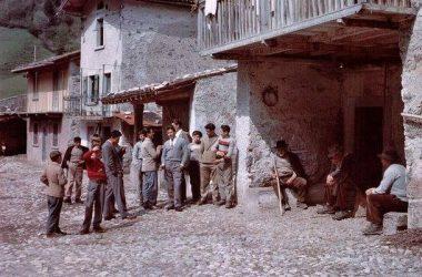 Valzurio, Oltressenda Alta, 1953