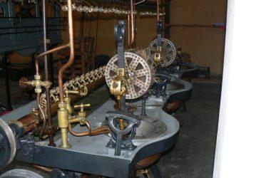 Vecchi Telai Museo Tessile Leffe
