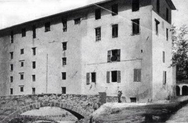 Vecchi edifici Leffe
