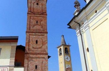 Vecchia torre campanaria Cologno al Serio