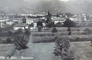 Vecchie Immagini Villa di Serio