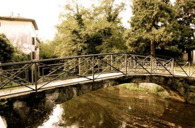 Vecchio ponte Azzano San Paolo