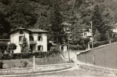Via Adua San Giovanni Bianco anni 50