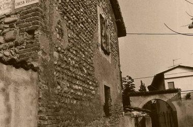 Via Chiesa Vecchia Calcio Bg