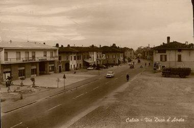 Via Duca d'Aosta Calcio Bg
