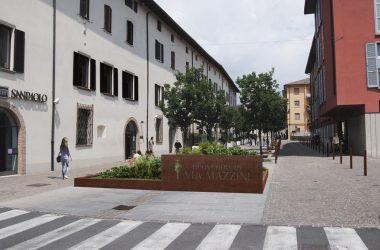 Via Mazzini di Albino
