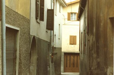 Via Sacco Leffe