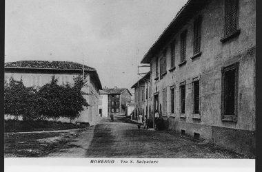 Via San Salvatore Morengo