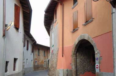 Vie storiche Villa di Serio
