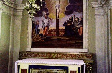 Vigano San Martino, Santuario della Madonna del Fiore (1681)