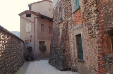Villa di Serio BG borgo