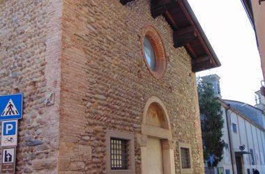 Villa di Serio BG San Bernardino già chiesa dei Disciplini 1500