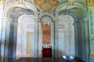 Villa di Serio BG Villa Carrara, ora sede comunale