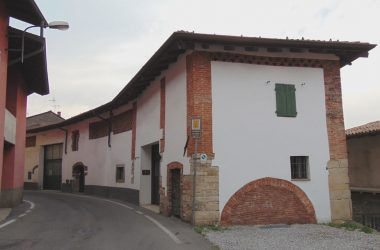 Villa di Serio - Bergamo - La casa dei mulini