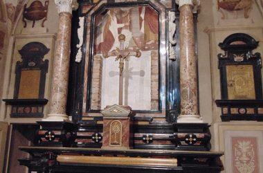 Villa di Serio Bergamo Santuario della Beata Vergine del Buon Consiglio, costruito 1904