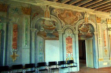 Villa di Serio- Bergamo -Villa Carrara