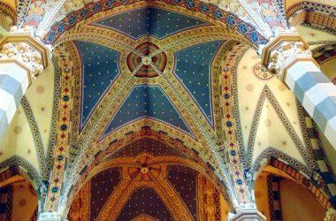 Villa di Serio Bg santuario di santa Maria dei Campi