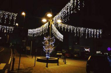 Villa di Serio a Natale