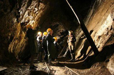 Visitare le Miniera Gaffione Schilpario