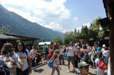 Visite scolastiche Miniera Gaffione