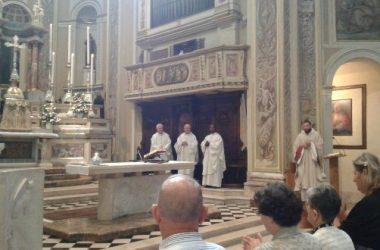 arrocchia San Michele Arcangelo di Arcene
