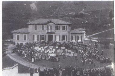 asilo Gandino anno 1904