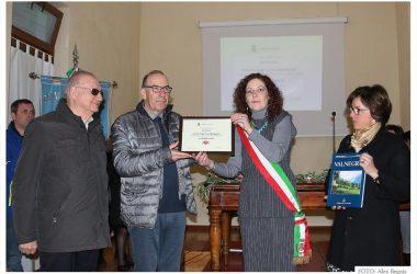 benemerenza alla memoria di Lanfranco Milesi Valnegra