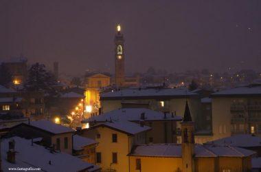 campanile della chiesa di Sant'Anna.