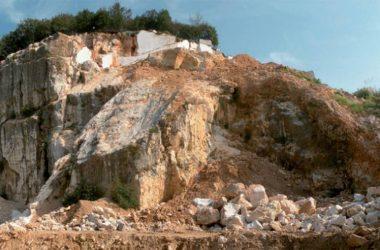 cave di dolomia zandobbio