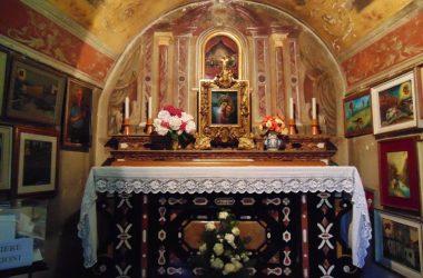 chiesa di S. Maria Nascente, meglio nota come Madonna dei Campi Villa di Serio