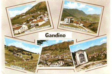 saluti da Gandino