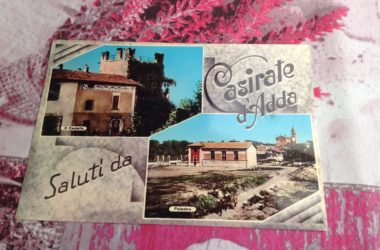 Cartoline di Casirate d'Adda