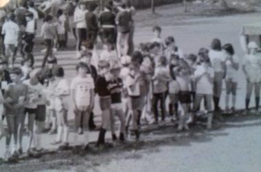 Corsa Avis anni 70 Casirate d'Adda
