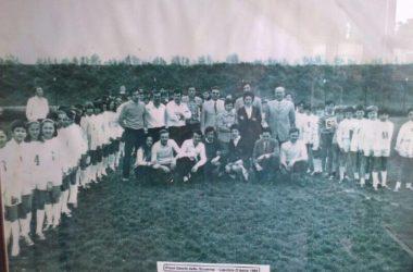 Giochi gioventù Casirate d'Adda nel 1969