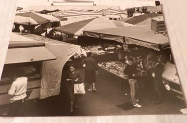Mercato in piazza Casirate d'Adda