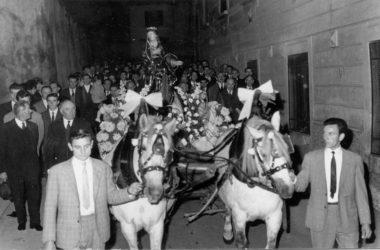 Processione di Maria Immacolata Casirate d'Adda