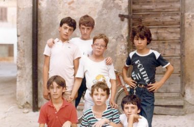 Ragazzi di Casirate d'Adda anni 80