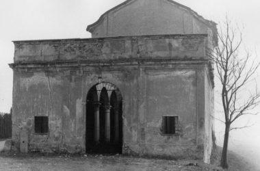 San Luigi prima del restauro Casirate d'Adda