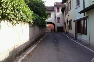 Strade di Casirate d'Adda Bg