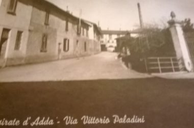 Via Vittorio Palamini Casirate d'Adda
