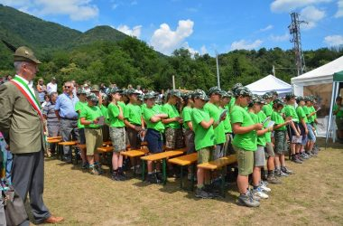 Campo scuole Torre dè Busi