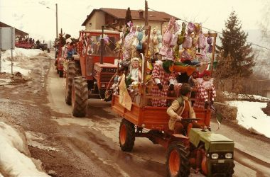 Torre dè Busi Carnevale 1989