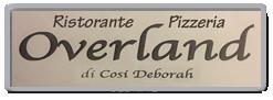 Ristorante Pizzeria Overland - Casnigo
