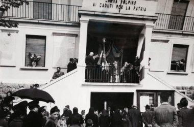 25 aprile 1950 Costa Volpino