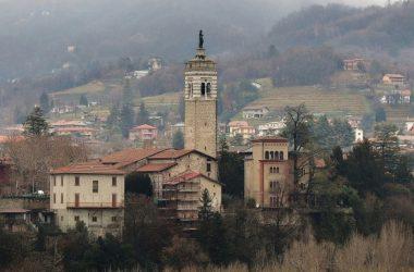 ALMENNO SAN SALVATORE Madonna del Castello